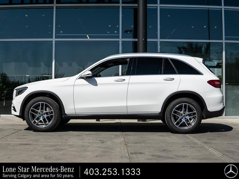 Certified Pre-Owned 2019 Mercedes-Benz GLC300 4MATIC SUV